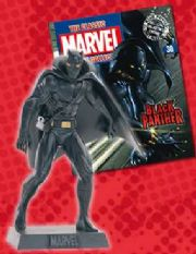 Classic Marvel Figurine Collection #030 Black Panther Eaglemoss Publications
